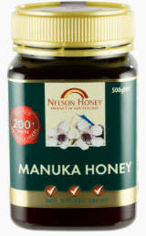 miere manuka nelson honey