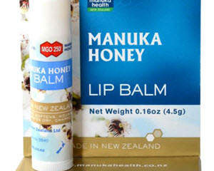 balsam de buze miere manuka health
