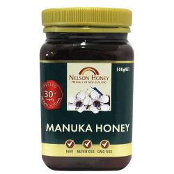 miere de manuka nelson honey